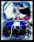 Аппараты искусственной вентиляции и  дыхательной реанимации «Горноспасатель – 11»