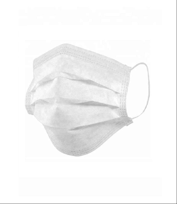 Маски защитные (медицинские, многоразовые, из нетканого материала)