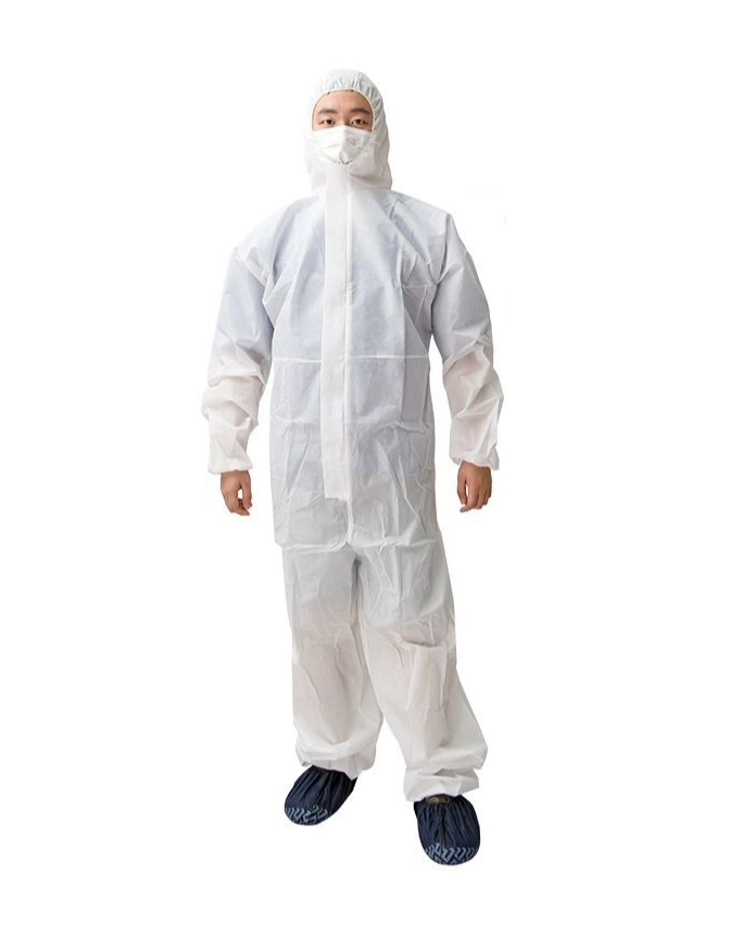 Комплект одежды защитной из нетканых материалов